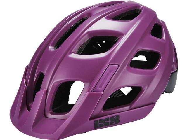 IXS Trail XC Fietshelm, purple